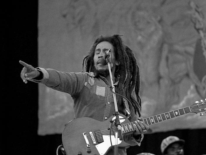 Frases de Bob Marley