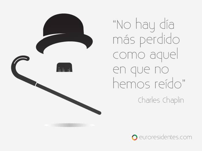 Citas célebres de Charles Chaplin