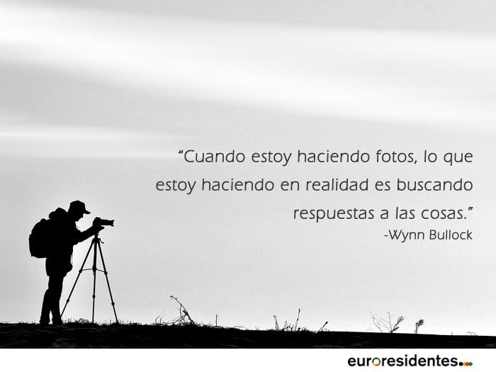 Citas de fotógrafos