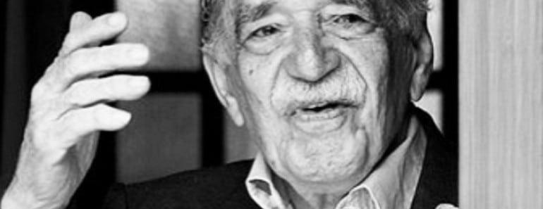 22 frases y citas célebres de Gabriel García Marquez