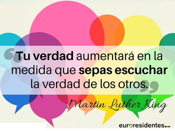 verdad citas Martin Luther King