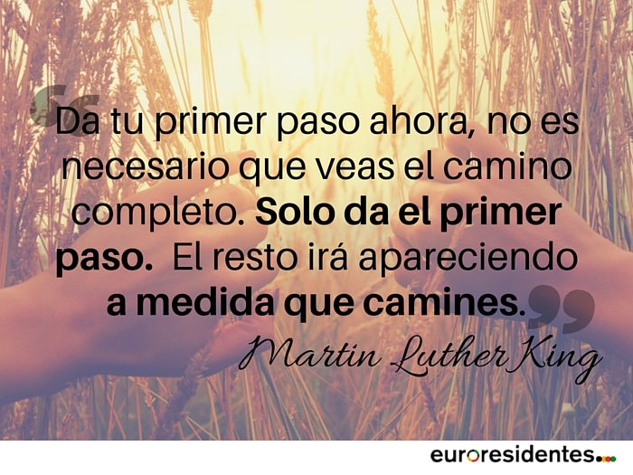 camino-citas-Martin-Luther-King-Euroresidentes