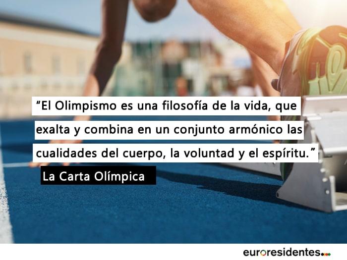 Frases olímpicas