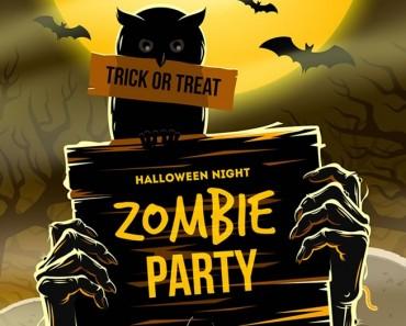 Frases invitaciones de Halloween