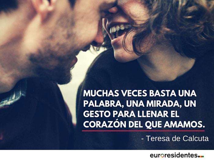 Frases De Amor De Madre Teresa De Calcuta Frases Y Citas Celebres