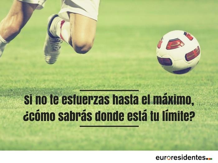 Frases De Fútbol Motivadoras Frases Y Citas Célebres