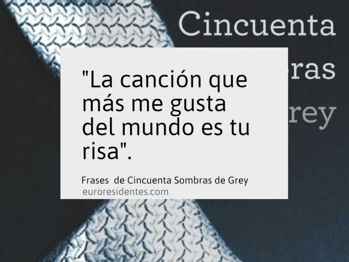 Frases de Cincuenta Sombras de Grey - Frases y citas célebres