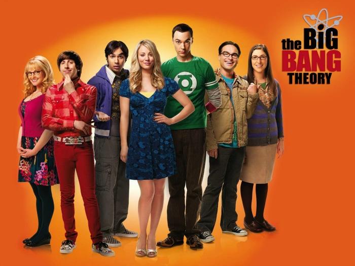Frases Big Bang Theory