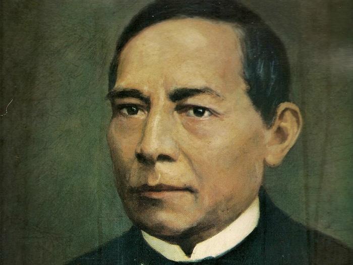 Benito Juarez citas