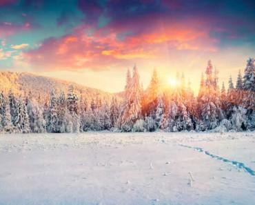 Refranes sobre la nieve