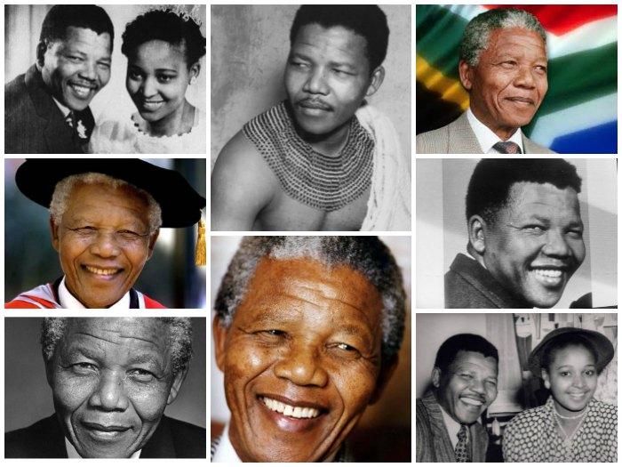 Vida de Nelson Mandela