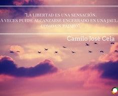 Frases de Camilo José Cela