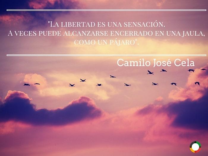 Frases  y citas célebres de Camilo José Cela