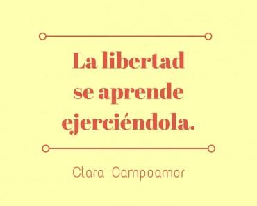 Frases de Clara Campoamor