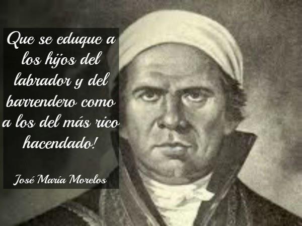Citas célebres de héroes de la independencia de México - Frases y citas  célebres