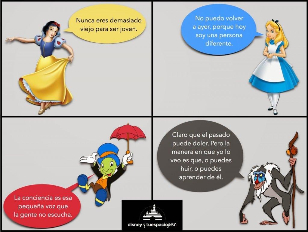 Felicitaciones De Navidad De Disney.Frases Disney Frases Y Citas Celebres