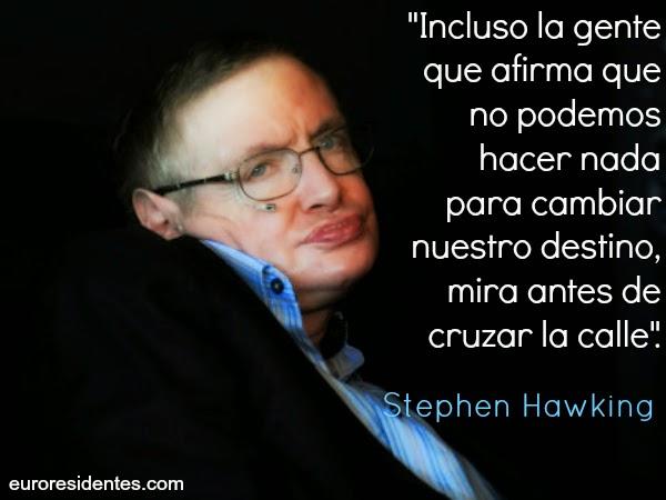 20 citas célebres de Stephen Hawking - Frases, citas, imágenes