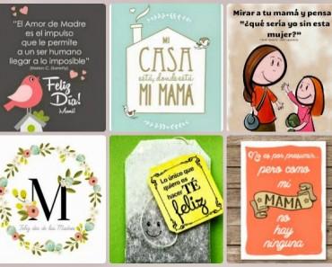 Las mejores felicitaciones para el Día de la Madre en Internet
