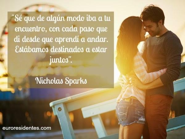 25 Frases De Nicholas Sparks Frases Y Citas Celebres