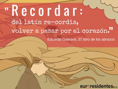 Recordar por Eduardo Galeano