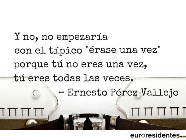 princesas Ernesto Pérez Vallejo