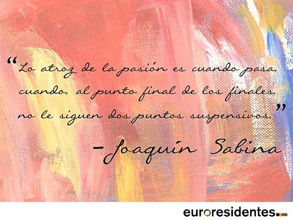 Joaquín Sabina Puntos Suspensivos lo peor del amor