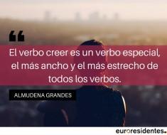 Almudena-Grandes-Creer