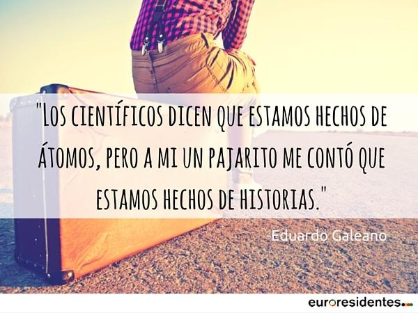 Eduardo Galeano historias