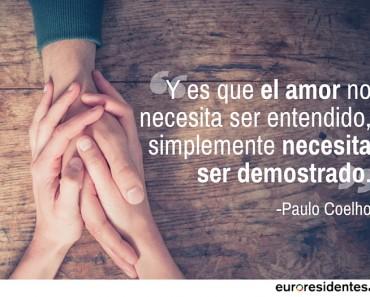 Paulo Coelho frases amor