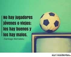 Frases motivadoras para futbolistas