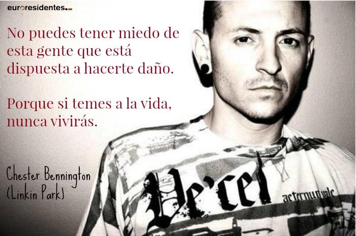 Frases de Rock Chester Linkin Park
