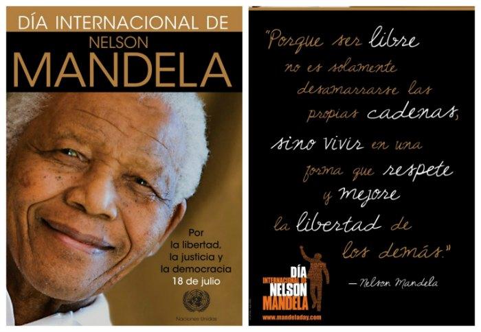 15 Inolvidables Citas Célebres De Nelson Mandela Frases Y