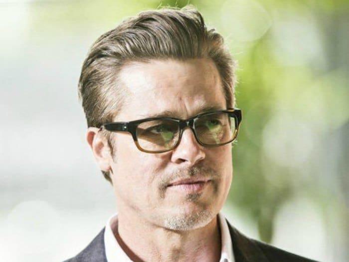 Brad Pitt en un papel de ganster
