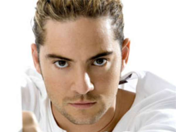 David Bisbal cantante