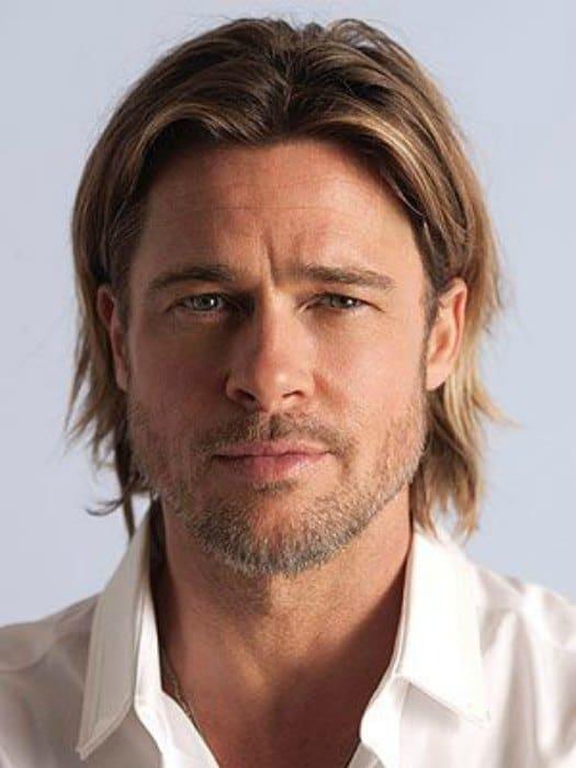 Brad Pitt es publicista