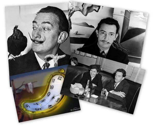 Horóscopo de Salvador Dalí