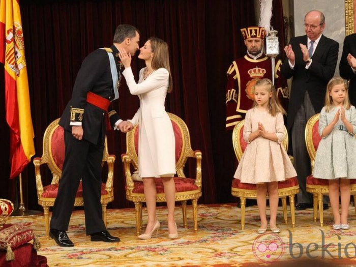 Coronación de Don Felipe VI de España
