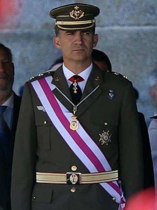 Horóscopo de S.S. Rey Felipe VI de España