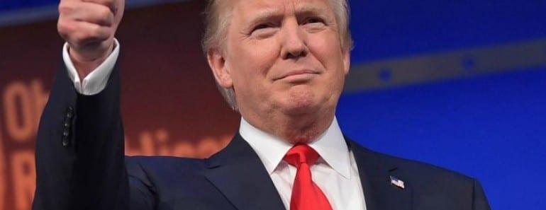 Donald Trump emprendedor