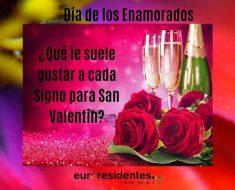 ¿Qué le gusta a cada Signo por San Valentín?