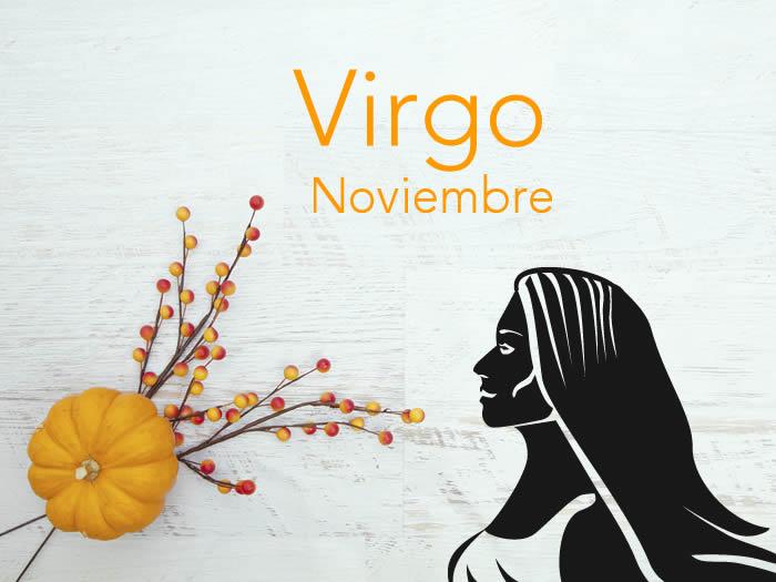 Horóscopo Virgo Noviembre 2016