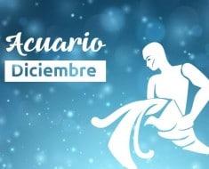 Horóscopo Acuario Diciembre 2016