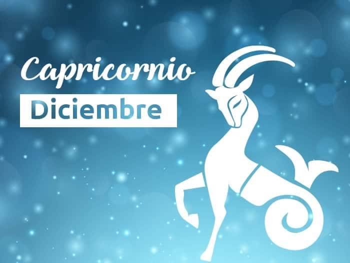 Horóscopo Capricornio Diciembre 2016