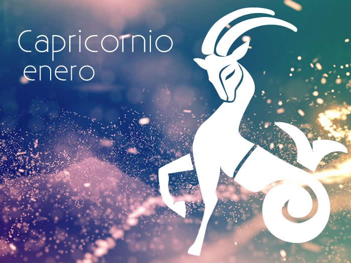 Horóscopo Capricornio Enero 2017