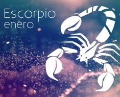 Horóscopo Escorpio Enero 2017