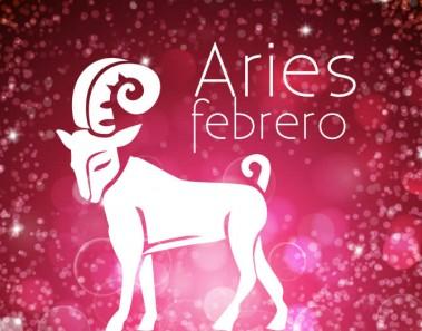 Horóscopo Aries Febrero 2018