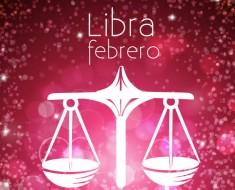 Horóscopo Libra Febrero 2018