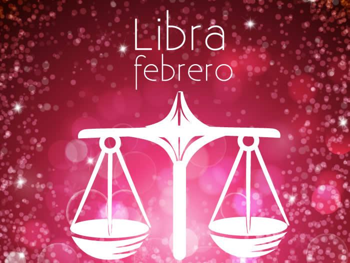 Horóscopo Libra Febrero 2021