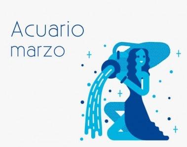 Horóscopo Acuario Marzo 2021