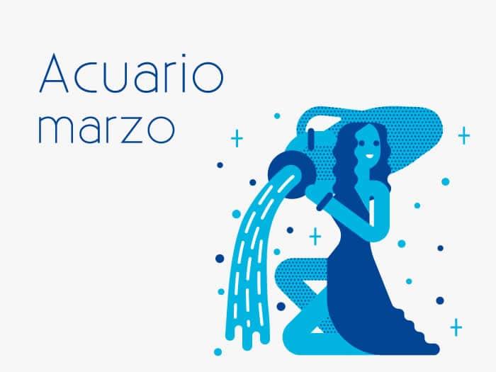 Horóscopo Acuario Marzo 2017